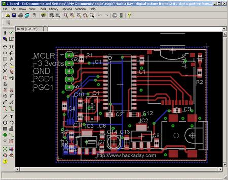 Electro-Magnetic World: EAGLE PCB Design Software Freeware Version