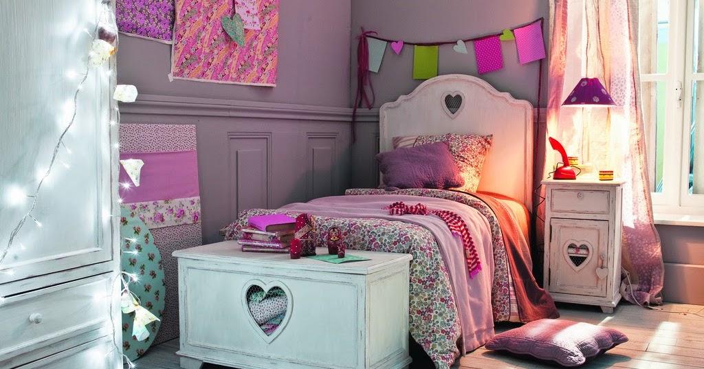 Dormitorios para ni a en rosa y morado dormitorios - Dormitorios para nina ...