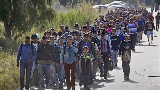 «Έκρηξη» στις αφίξεις μεταναστών μέσω Έβρου