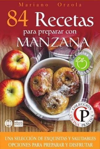 84 Recetas para preparar con manzana