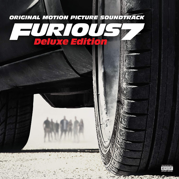 Various Artists - Furious 7 (Original Motion Picture Soundtrack) [Deluxe Version] Cover
