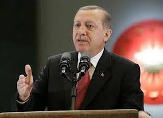 الانقلاب على الشرعية في تركيا