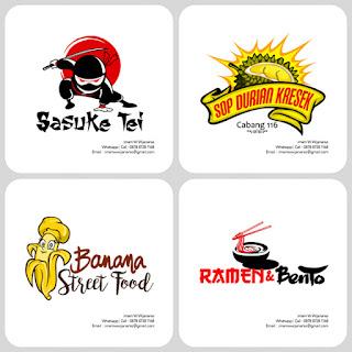 jasa desain logo japanese