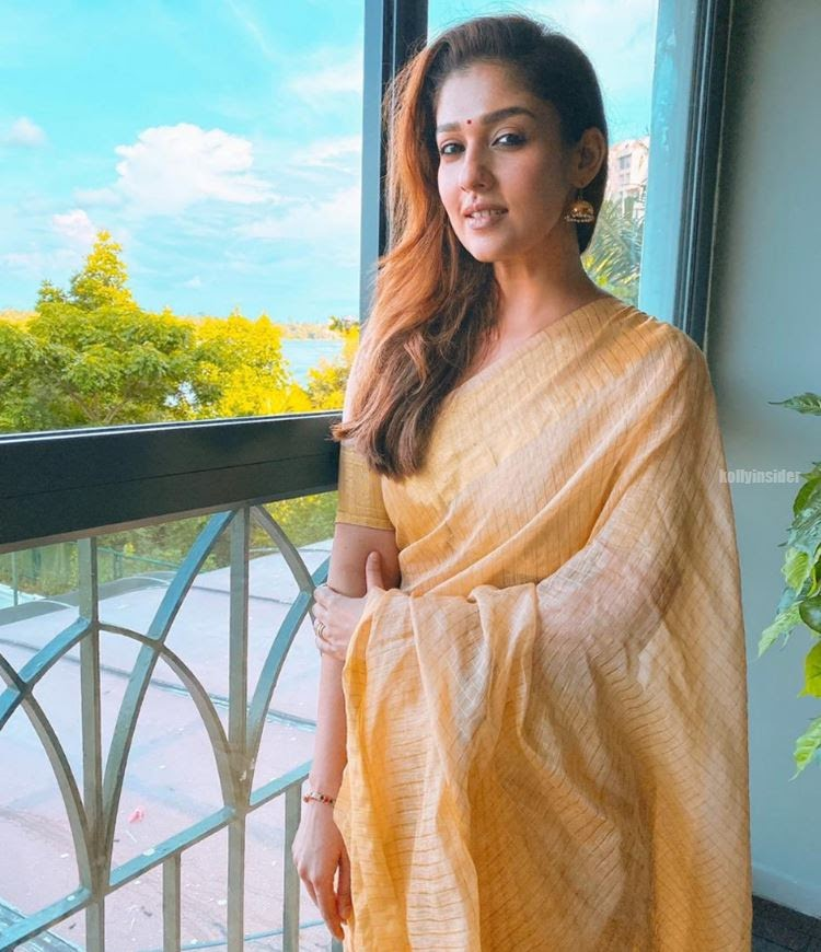 Nayanthara Onam