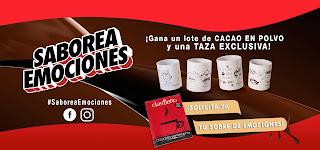Muestra gratis de Cacao a la Taza de Chocolates Clavileño