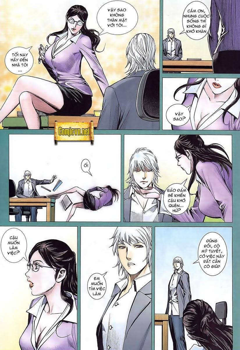 Dã Lang Và Marry chap 2 - Trang 23
