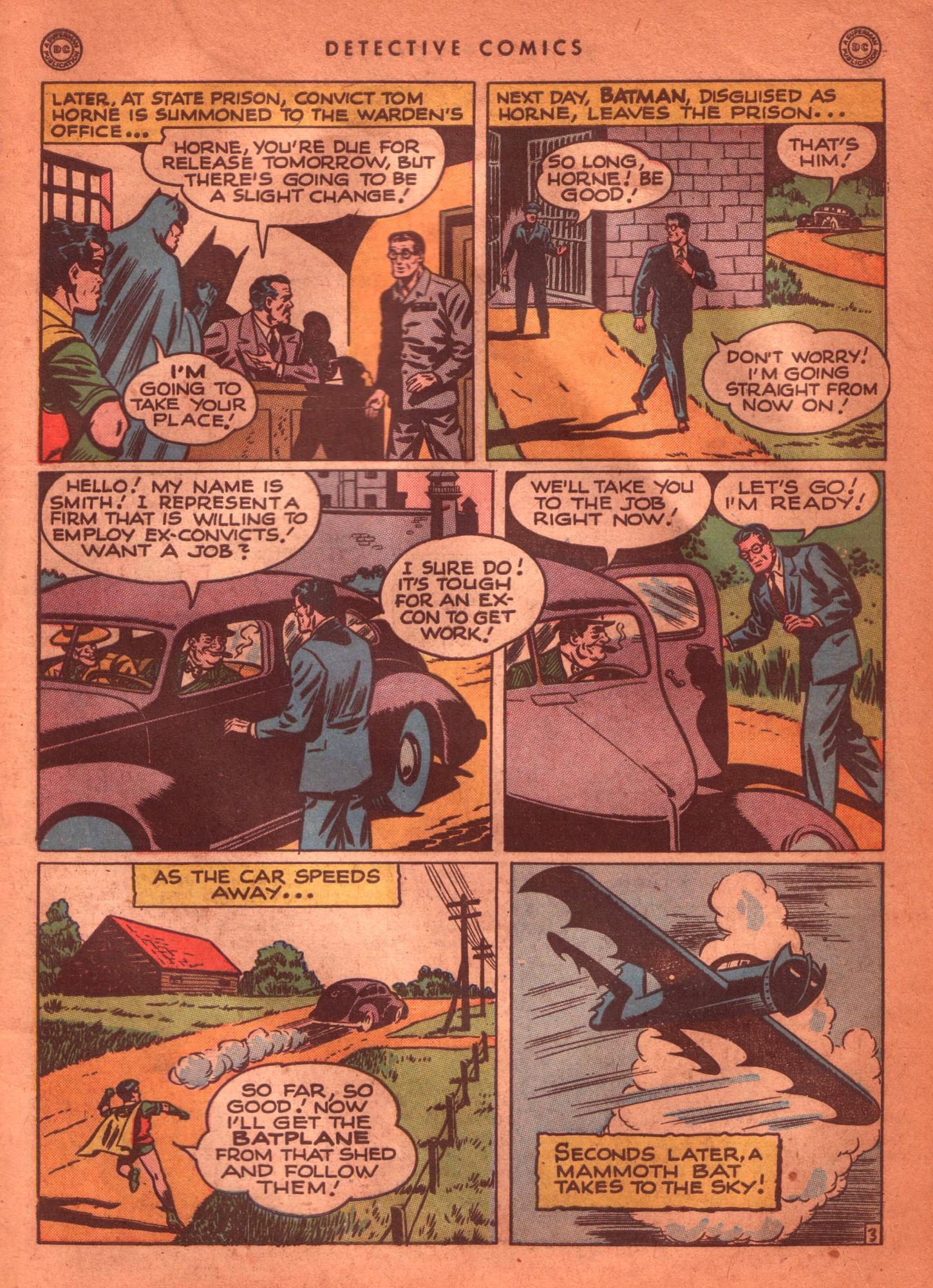 Read online Detective Comics (1937) comic -  Issue #125 - 5