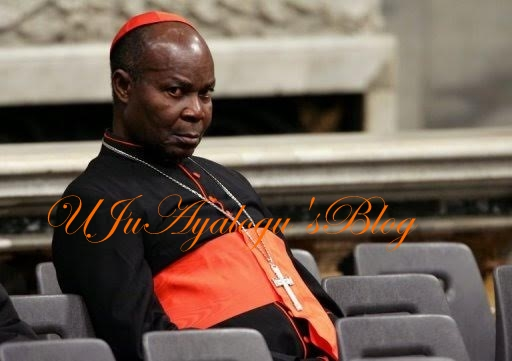 Nigeria Lacks Mentally And Physically Able Leaders – Cardinal Anthony Olubunmi Okogie Slams Nigerian Leaders