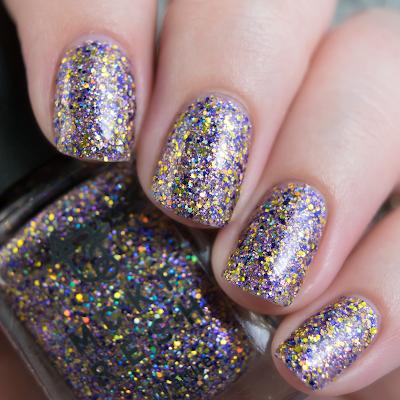 Mckfresh Nail Attire - Lover's Tryst-ine | Sparkle Sparkle 2.0