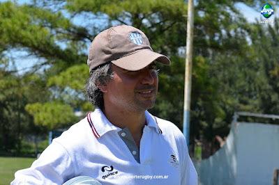 Mariano Uriburu, entrenador del Seleccionado Juvenil de Salta