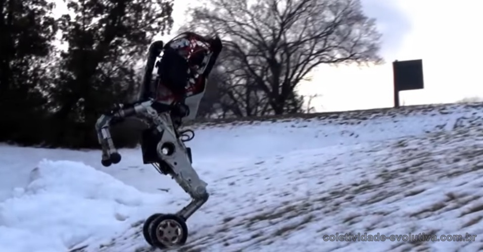 A Boston Dynamics