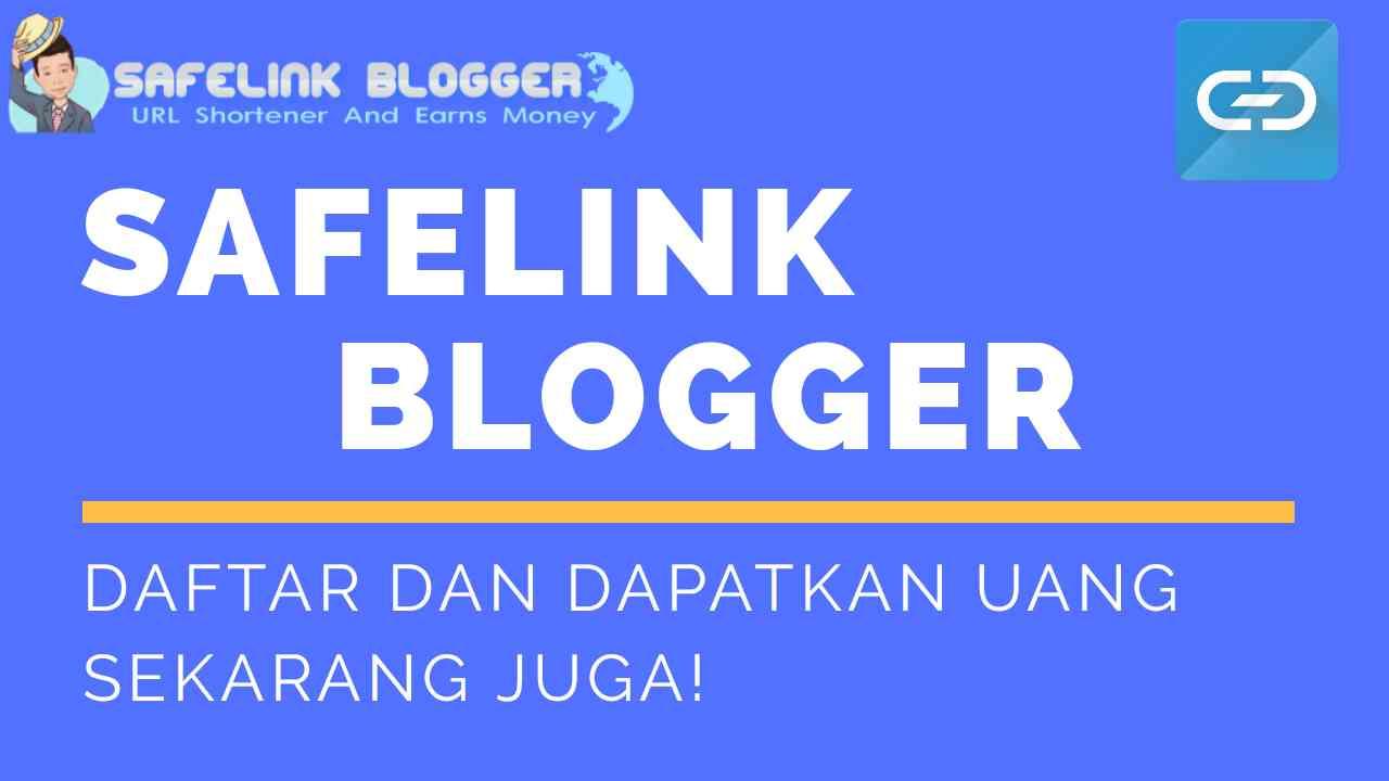 SafelinkBlogger
