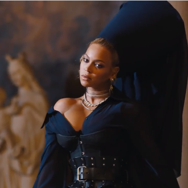 JAY Z depicts his cheating on Beyonce in his new video which features 'Becky with the good hair'