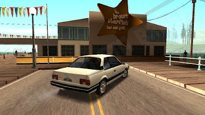 GTA SA - Chevrolet Monza SL/E (MOD BEM LEVE)