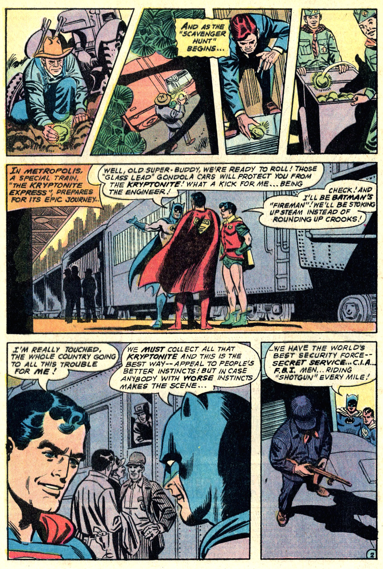 Read online World's Finest Comics comic -  Issue #196 - 4