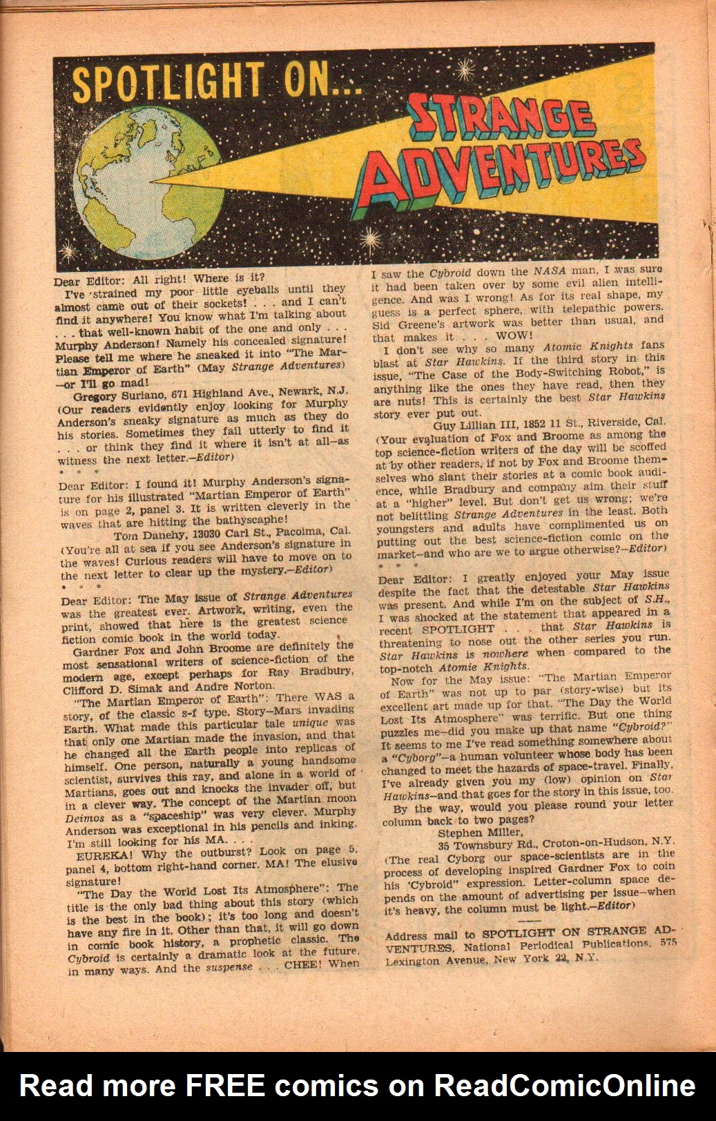 Strange Adventures (1950) issue 156 - Page 14