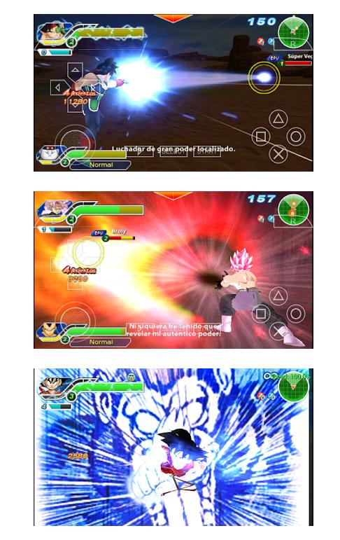 Download Dragon Ball Tenkaichi DENSETSU CSO PSP PPSSPP