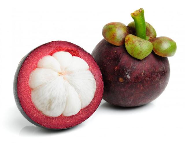 mangosteen ripe