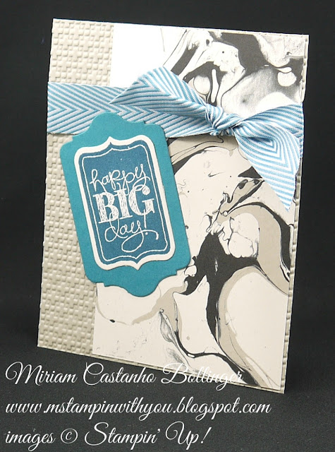 Miriam Castanho-Bollinger, #mstampinwithyou, stampin up, demonstrator, mm, masculine card, all occasions card, going places dsp, chalk talk, chalk talk framelit, square lattice tief, big shot, su