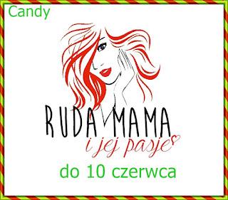 Candy u Rudej Mamy :)