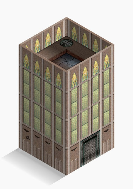 Free  pdf building templates - Bases and Terrain Tutorials