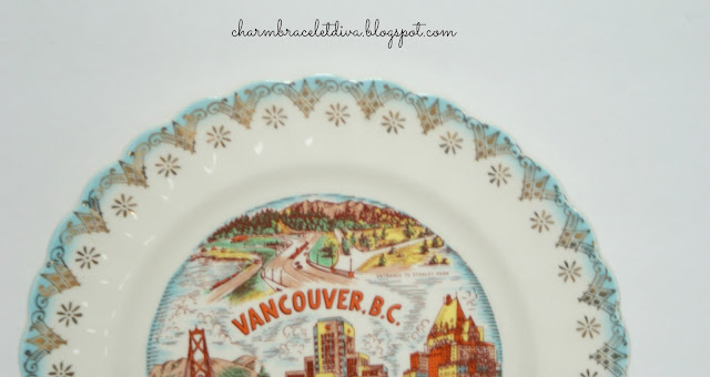 Vancouver B.C. collector plate