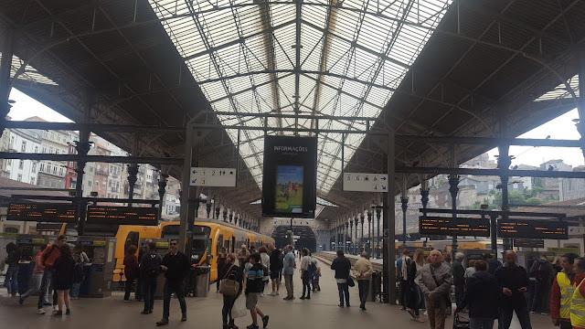 Estación de Sao Bento, Porto, Oporto, Ribeira, Gaia, Portugal, Elisa N, Blog de Viajes, Lifestyle, Travel