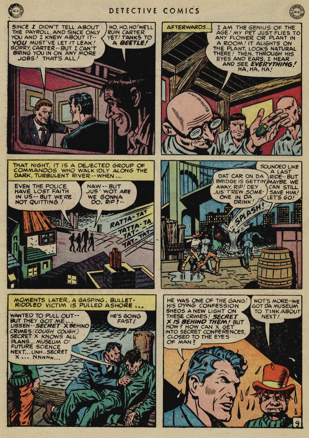 Detective Comics (1937) 142 Page 45