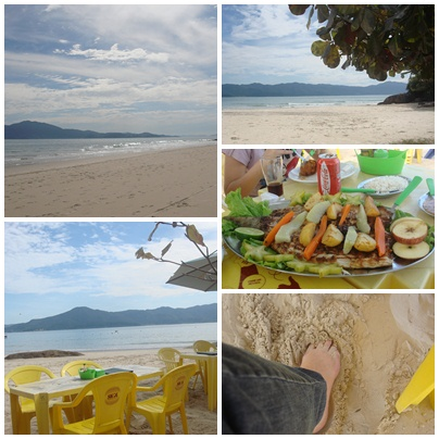 praia do forte - Florianopolis