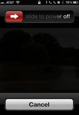 Recalibrando o botão Home do iPhone