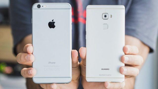 Huawei quiere ser el primer fabricante en disponer de un Smartphone 5G en el mercado.