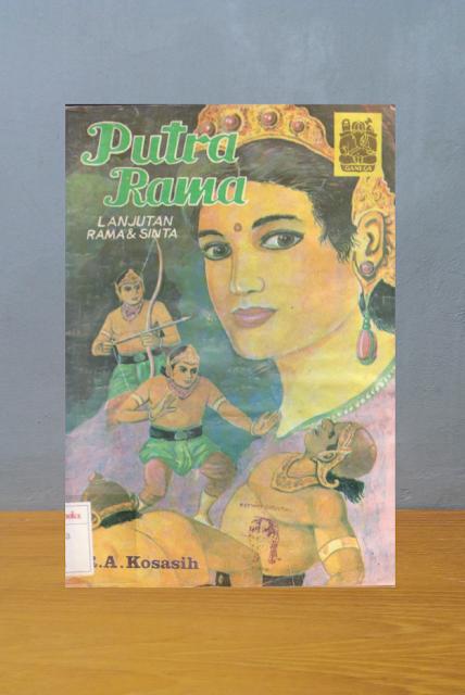 PUTRA RAMA, R.A. Kosasih
