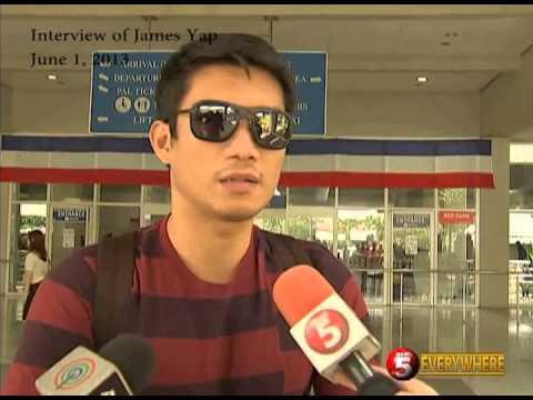 James Yap Lost His Temper And Answered A Netizen For Their Negative Comments!