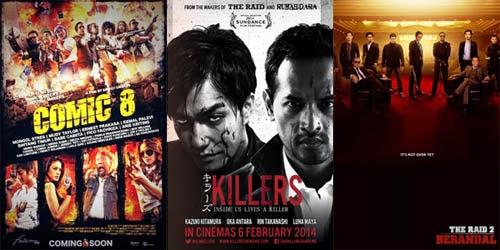 Daftar Film Indonesia Terbaru di Bioskop 2014