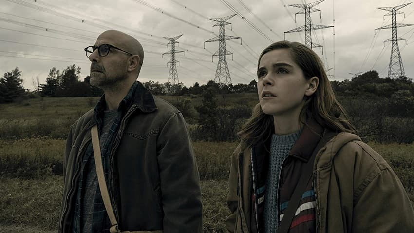 Молчание, Ужасы, Фантастика, Рецензия, Обзор, 2019, The Silence, Horror, SciFi, Review, Netflix