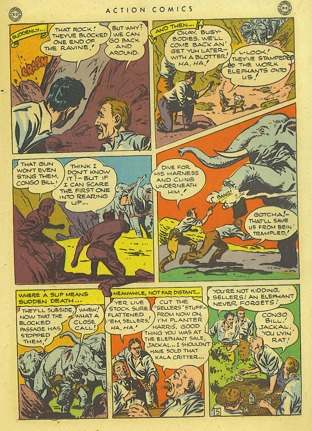 Read online Action Comics (1938) comic -  Issue #89 - 21