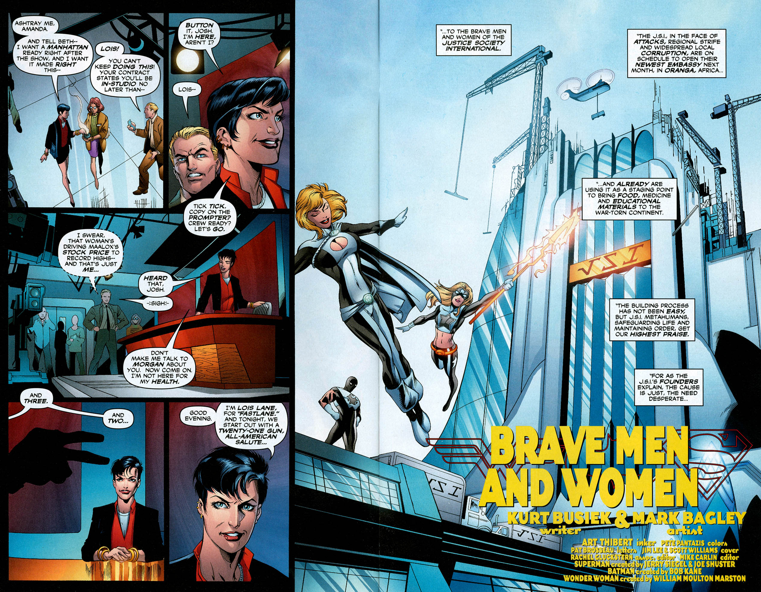 Read online Trinity (2008) comic -  Issue #18 - 4