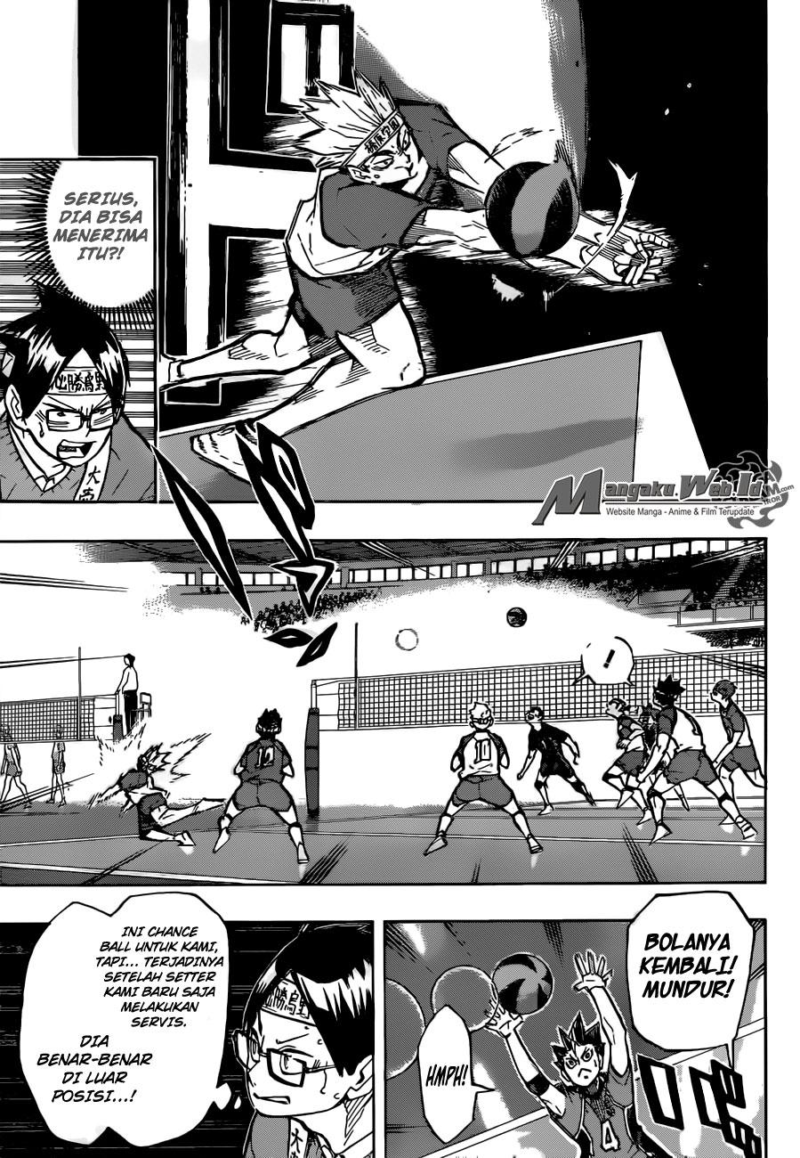 Haikyuu Chapter 235-14