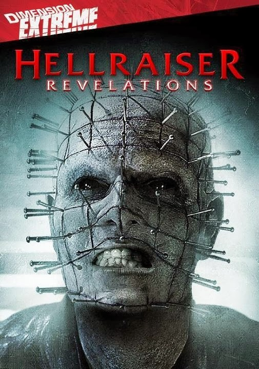 Hellraiser 9 Revelaciones DVDRip Latino