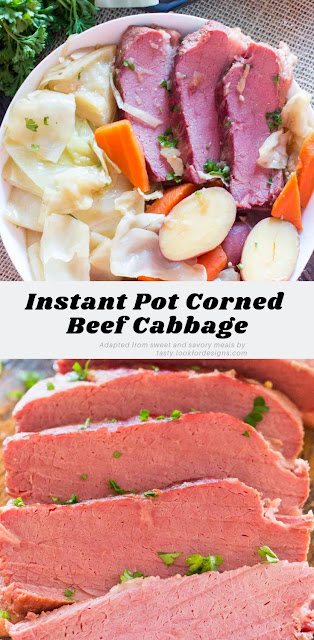 instant pot corned beef brisket recipes