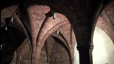 Coventry's bombed cathedral crypts discovered