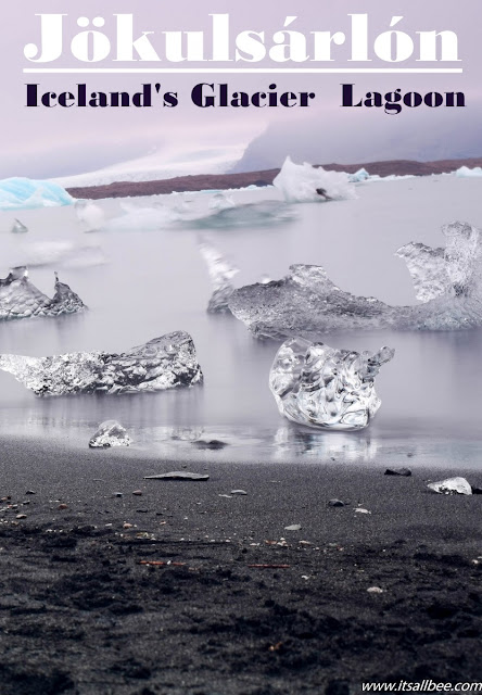 Jökulsárlón Glacier Lagoon | ICELAND