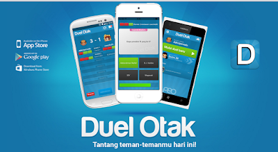 Game Duel Otak Android iOS Windows Phone