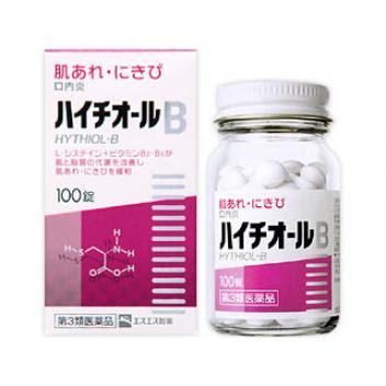 Hythiol-B – Viên uống trị mụn trứng cá hàng đầu Nhật Bản