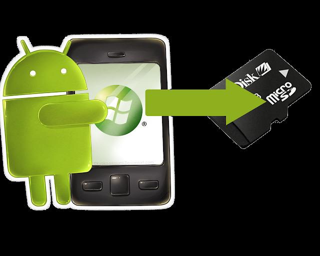 Cara memindah aplikasi Android ke Eksternal SDCard