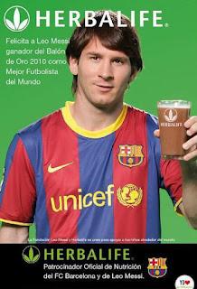 Profil Lionel Messi, Pesepakbola dengan Skill Dewa