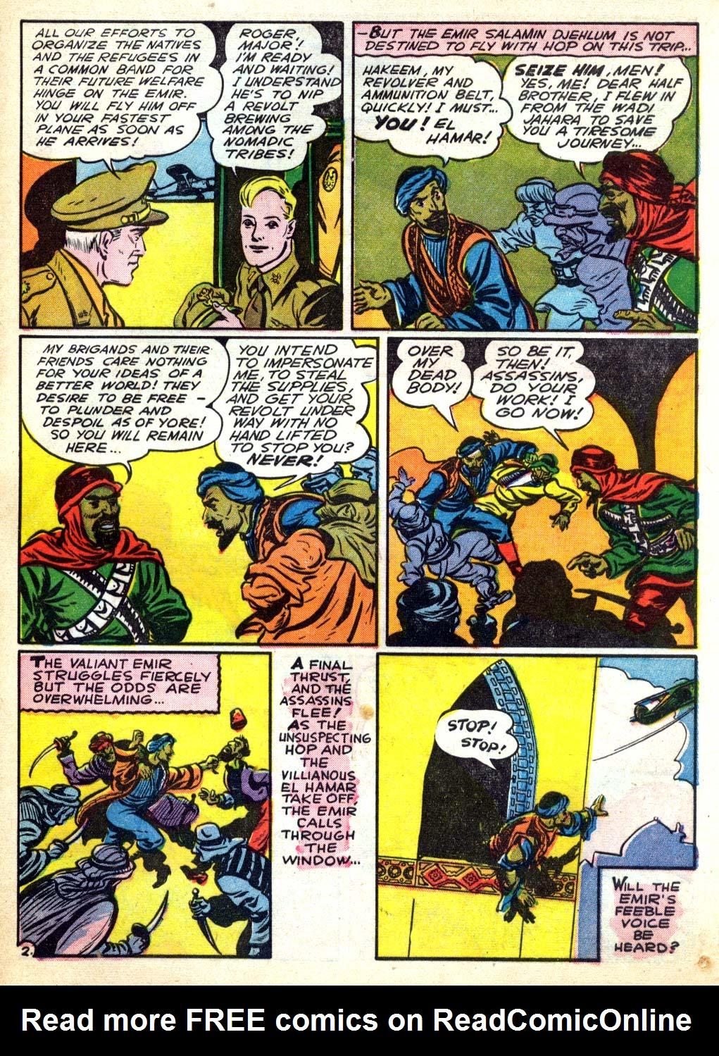 Read online All-American Comics (1939) comic -  Issue #57 - 51