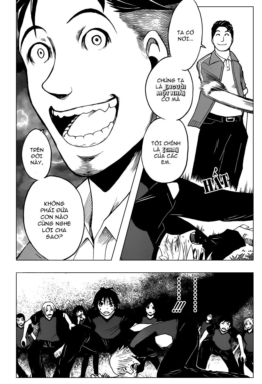 Ansatsu Kyoushitsu chap 39 trang 14