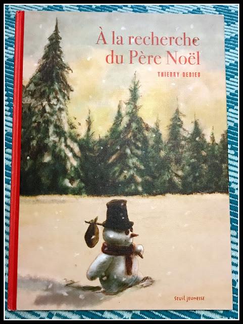 avis livre A la recherche du Père-Noël