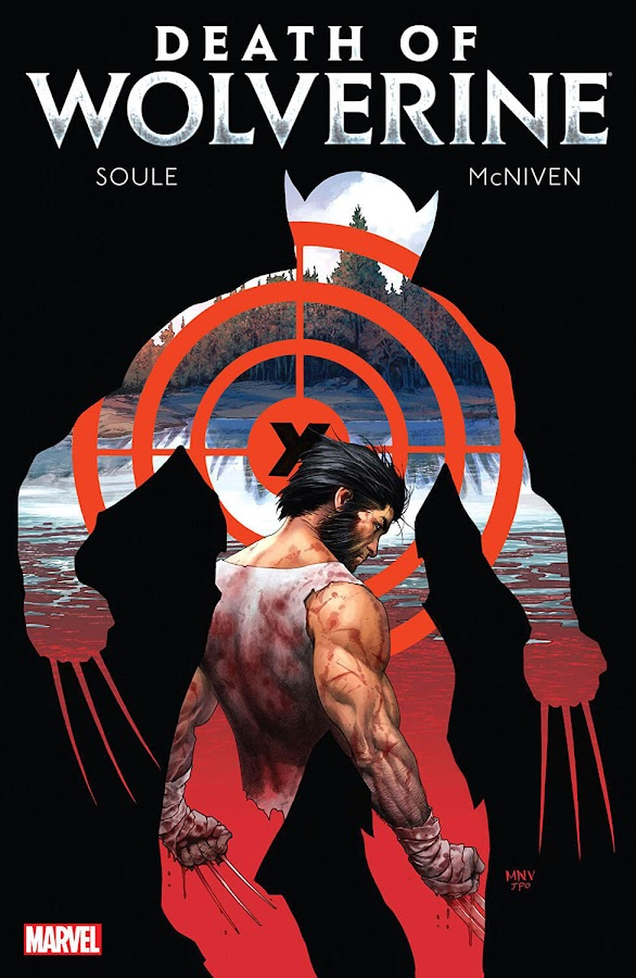 death of wolverine comic